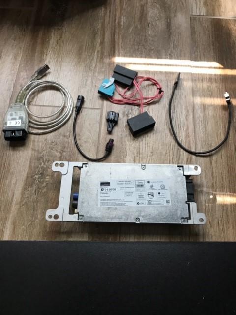 Combox Retrofit Kit 2011 X5 50i