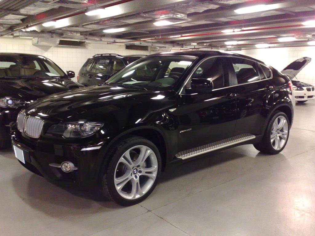 X6 5 0i Black 21 Wheels