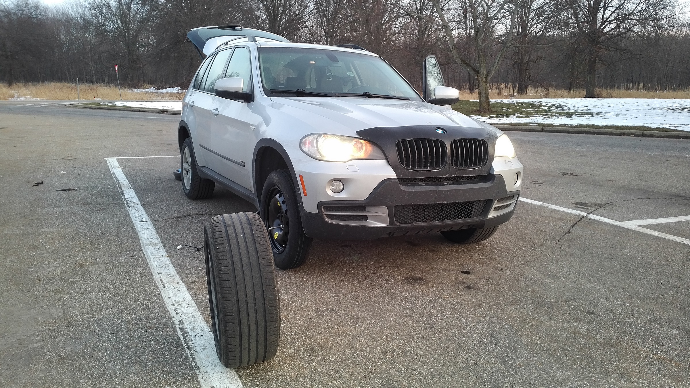 Lifted E70 X5 With Oversized Tires Page 2 Xbimmers Com Bmw X6 Forum X5 Forum