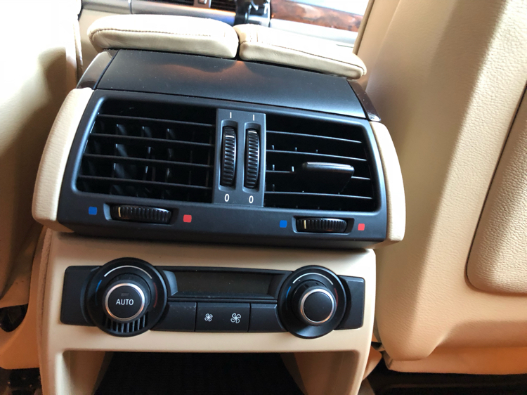 2004 bmw x5 center console removal