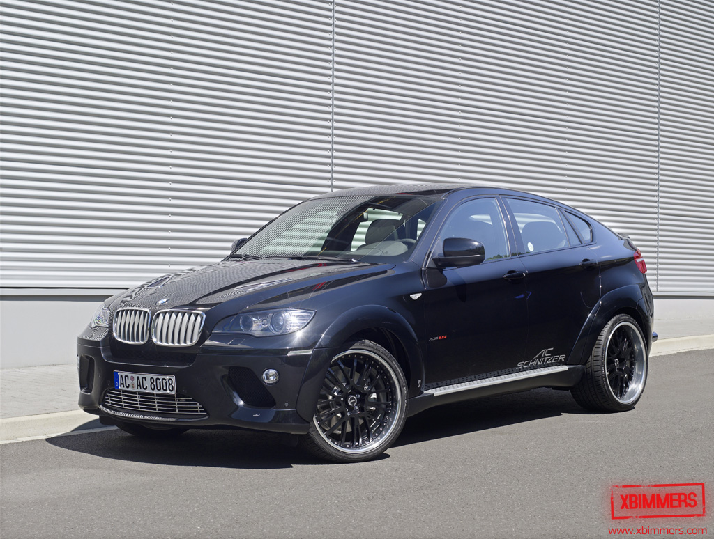 Ac schnitzer x6 falcon wide body official unveil at sema next attached images vanachro Gallery