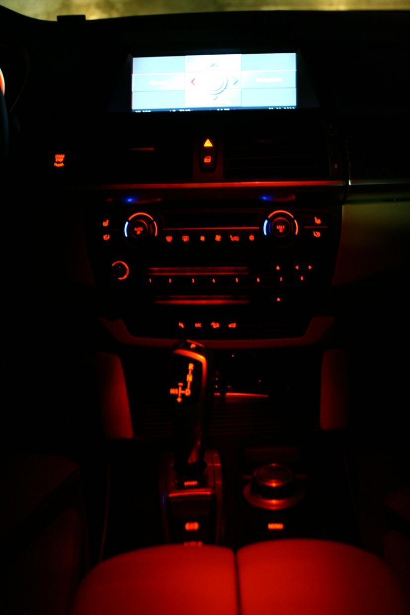Interior Night Pics With Ambient Lighting Anyone