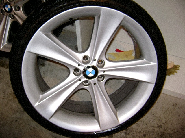 Fs Bmw Style 21 Quot Oem Wheels Off My 7 Series