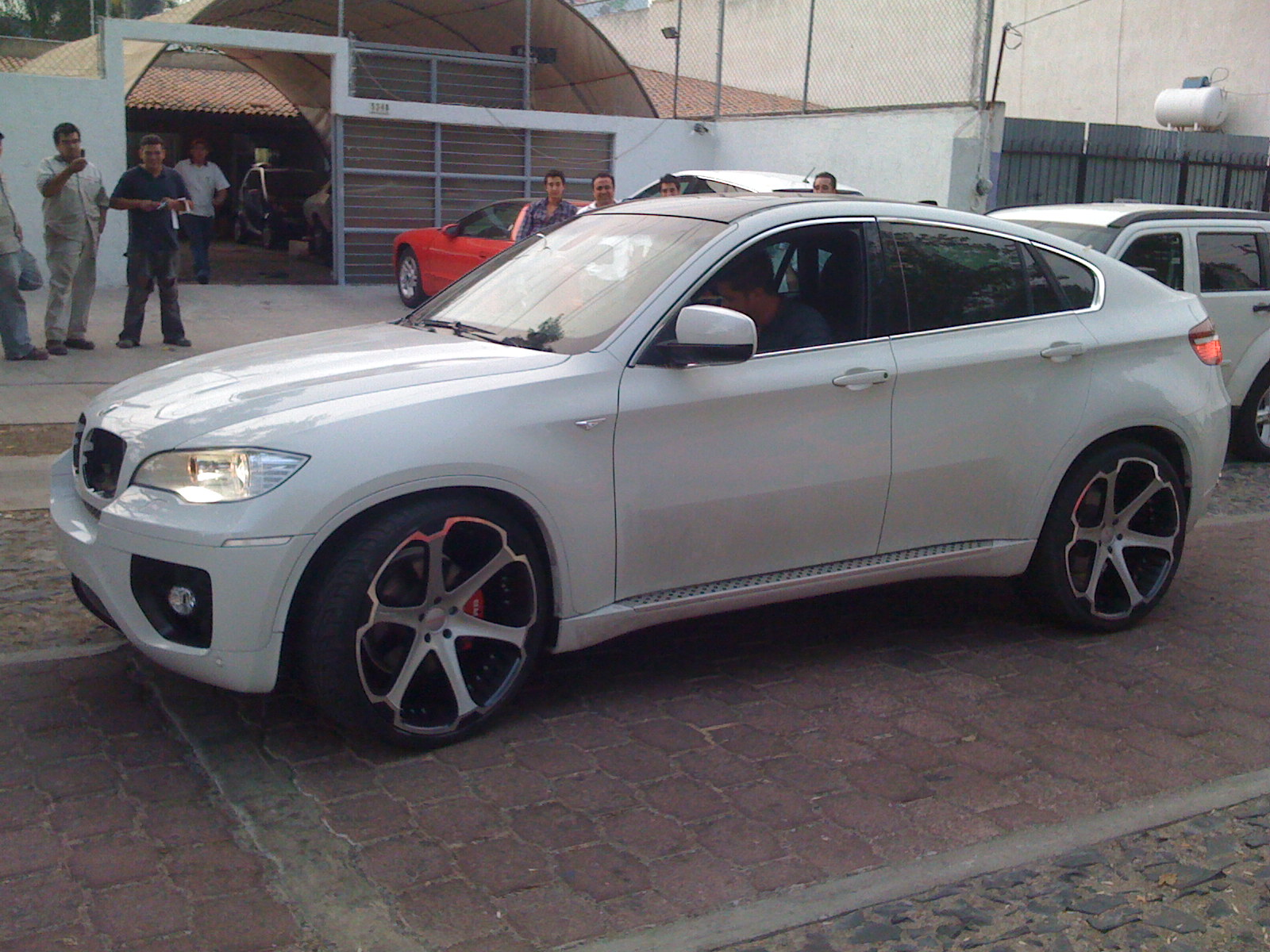 X6 Custom Tuned Mexico