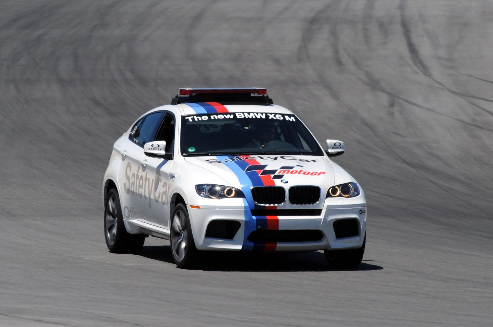 bmw x6 m pace setter at red bull u s grand prix laguna seca. Black Bedroom Furniture Sets. Home Design Ideas