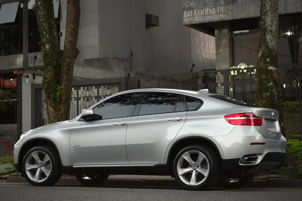X6 Titanium Silver