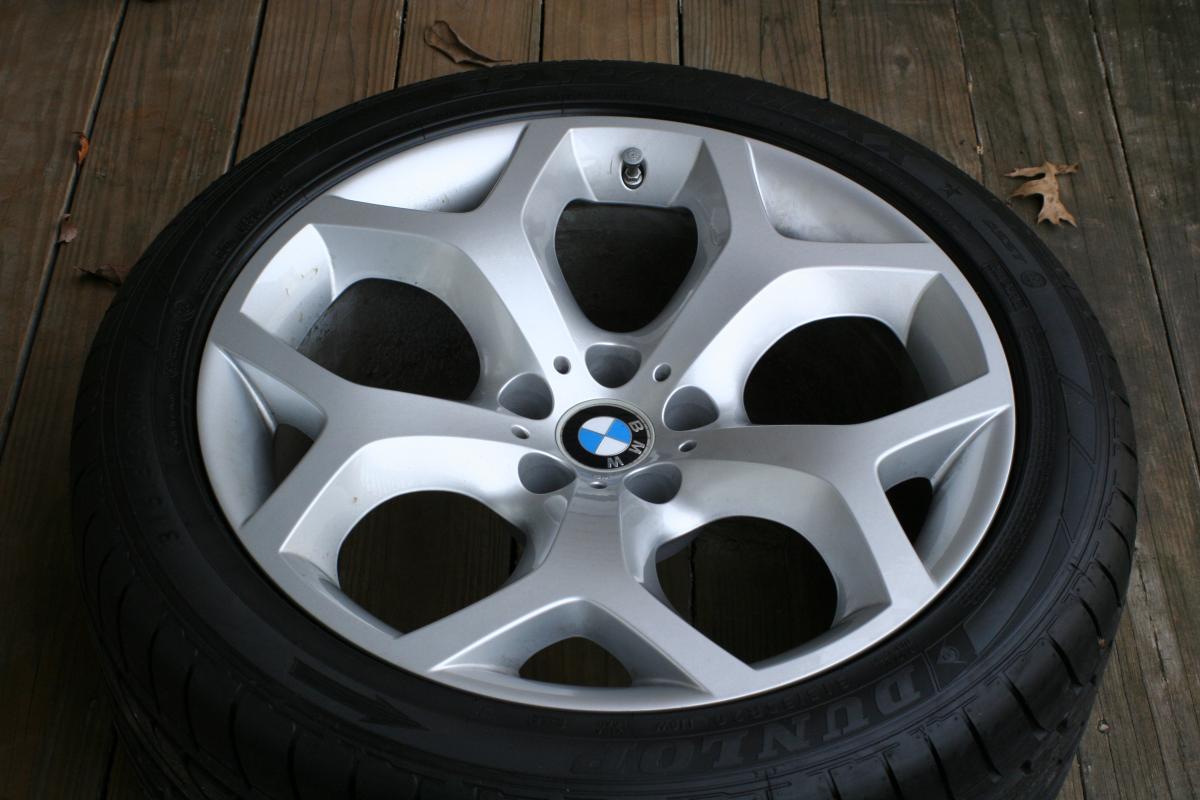 2009 Bmw Oem X6 20 Quot Rims Amp Dunlop Sport Maxxx Tires Tpms