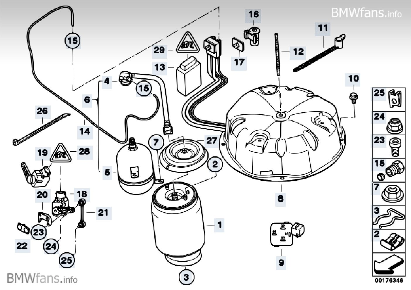 bmw x5 suspension diagram bmw x5 air suspension wiring diagram 2010 bmw x5 fuse diagram #8