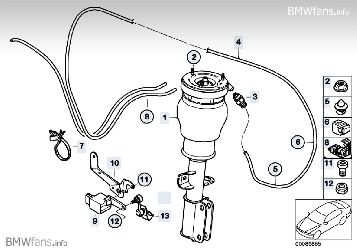 Bmw X5 Suspension Diagram Wiring Schematic 2019 Engine F 22 Free Image For Air 2001