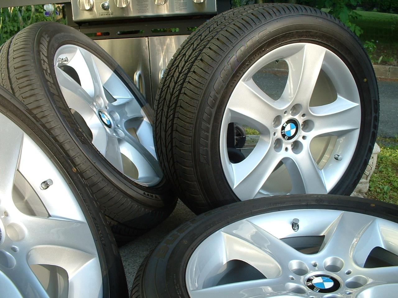 New 2010 Bmw X5 19 Quot Wheels Tires Amp Tpms
