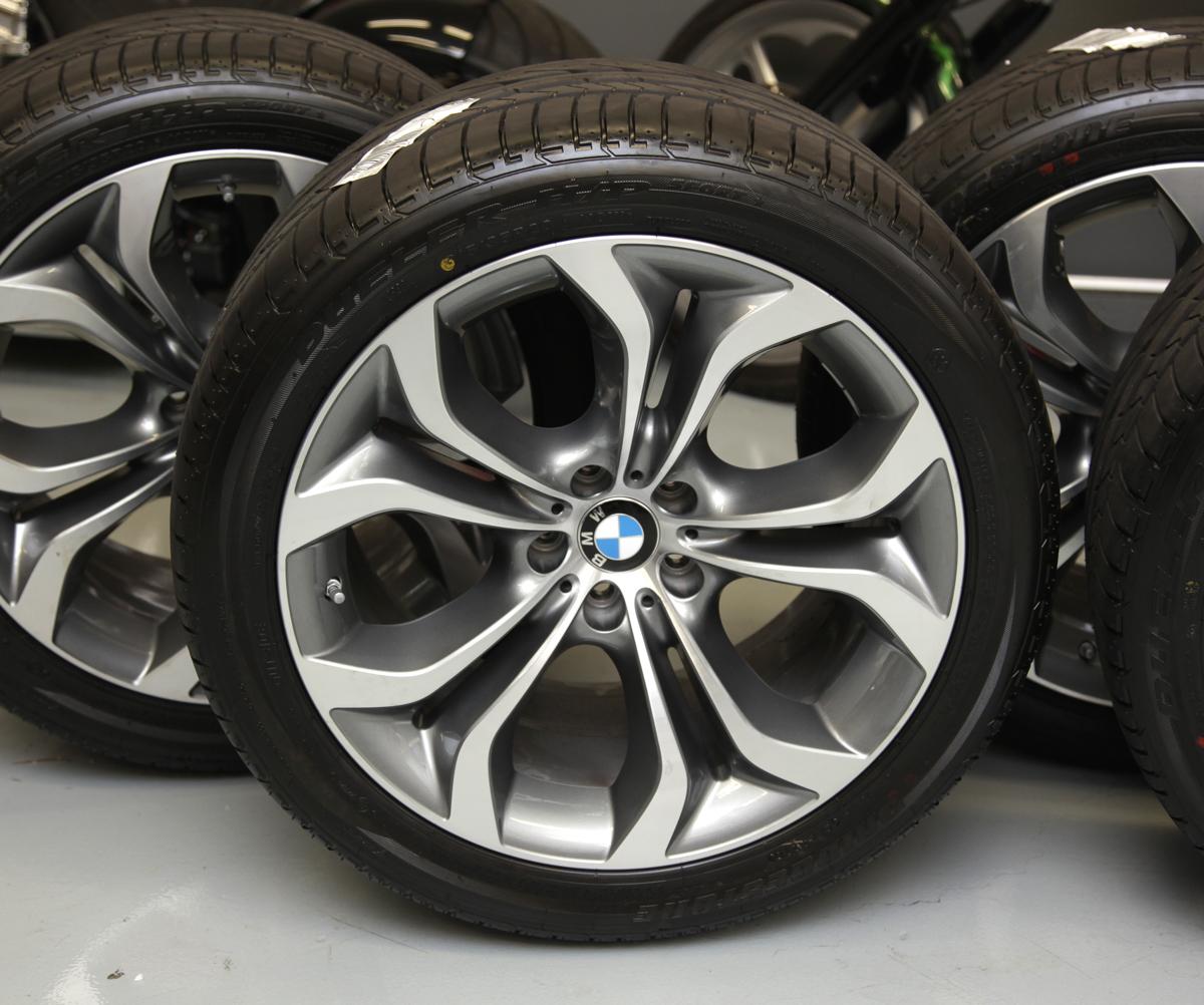 Bmw X6 Rims: Style 336 Rims And Bridgestone