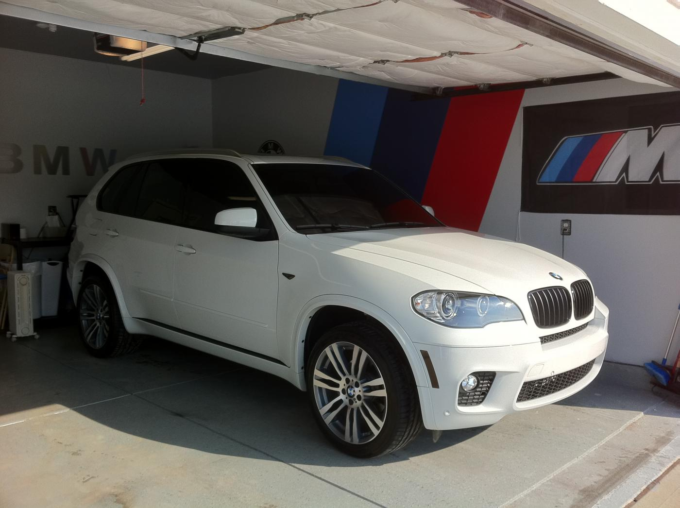 2011 X5 M Sport W Garage To Match