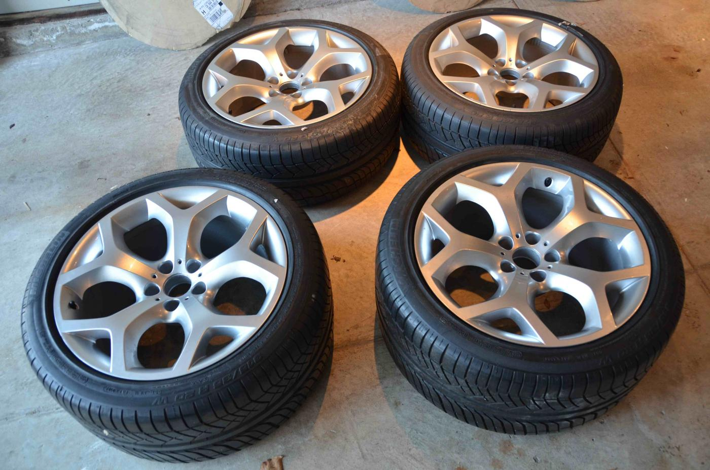 Bmw X5 20 Quot Y Spoke Oem Wheels Amp Tires To Buy Sell Trade