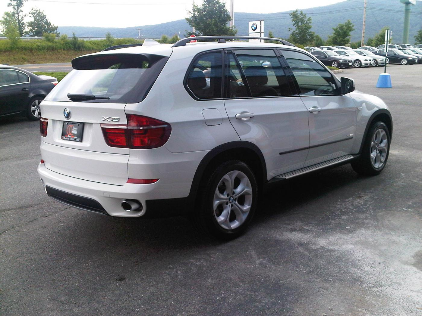 BMW X5 35d Ordered