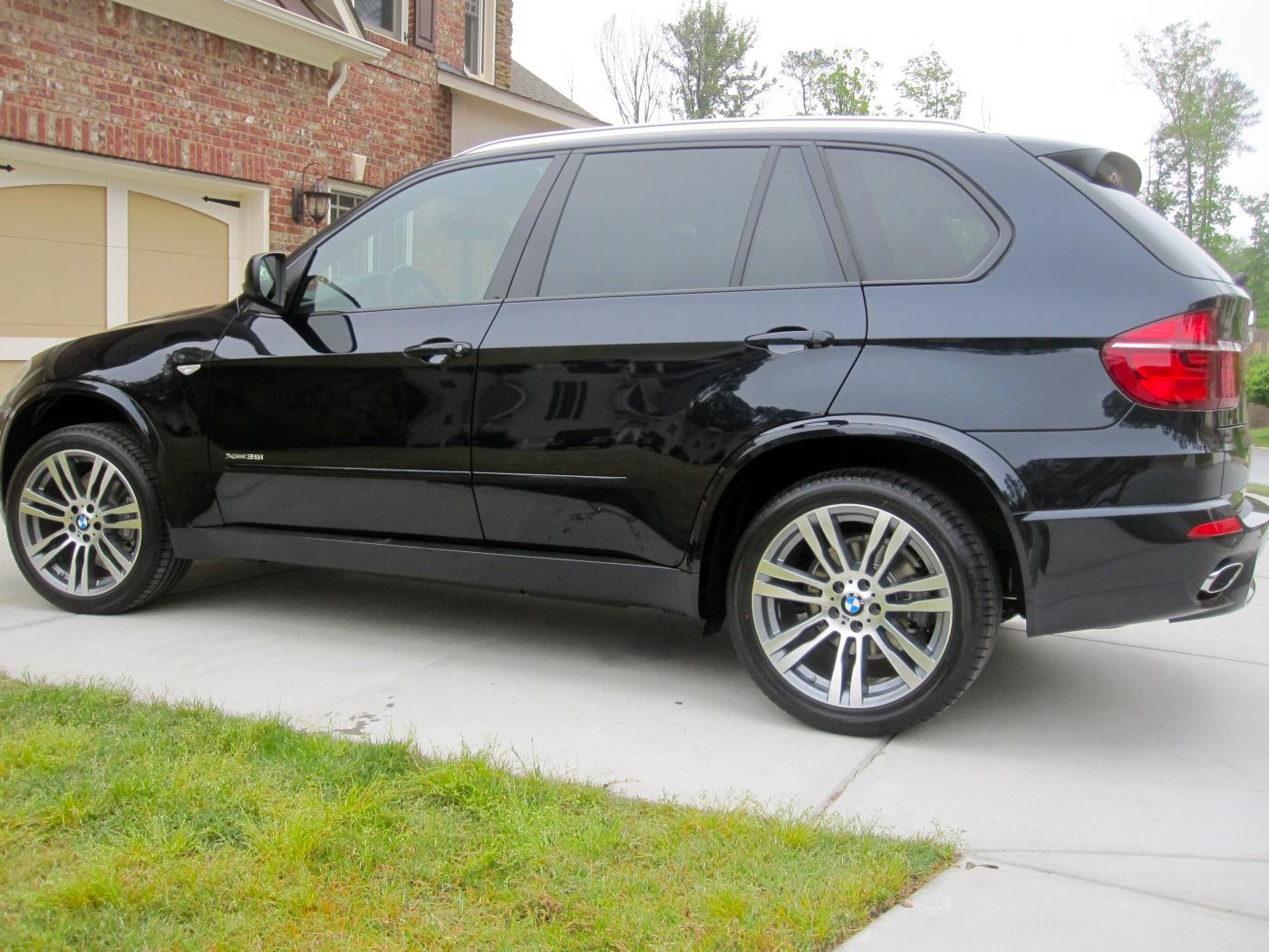 2012 x5 35i Carbon Black