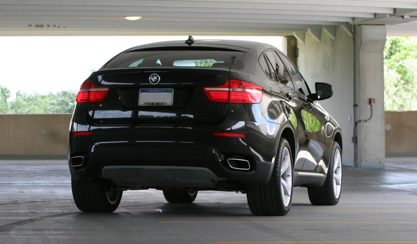 X6 35i Oem 50i Exhaust Tip Fitment And Sound