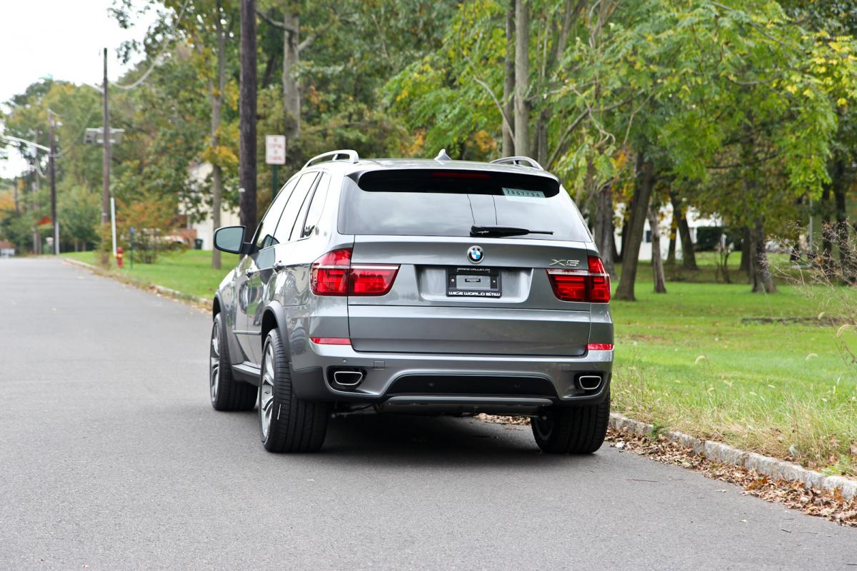 Space Gray X I Black Grill And Painted Markers - 2013 bmw x5 50i
