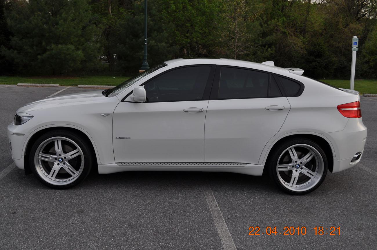2009 X6 50i