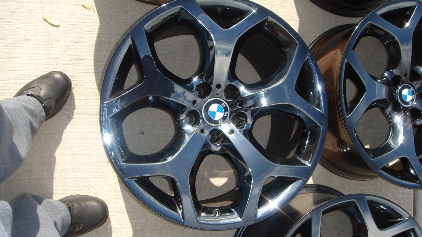 20 Bmw X5 2007 To 2014 E70 Alloy Wheels Autos Post