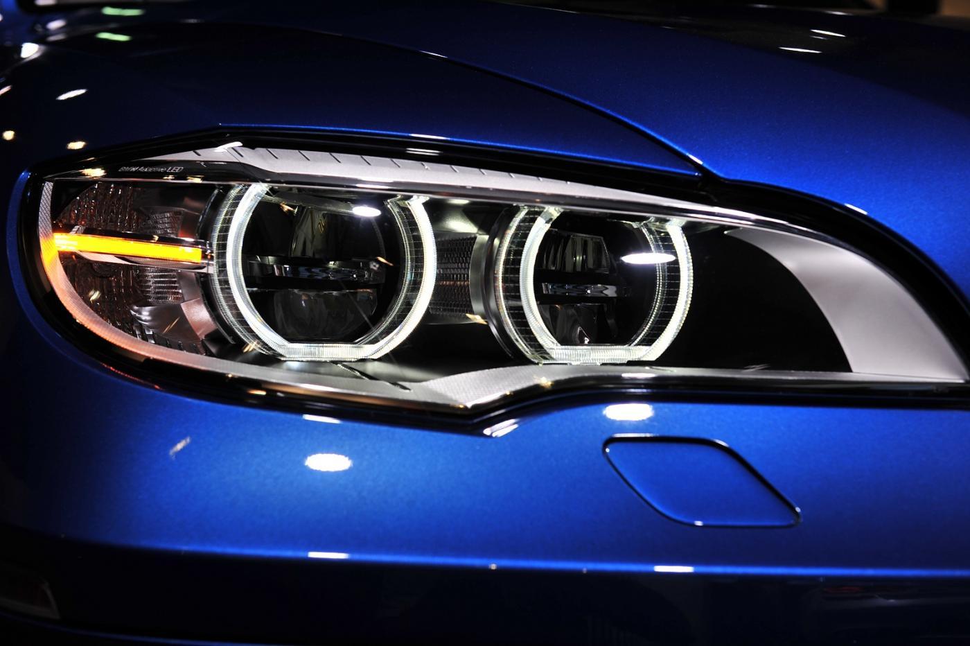 2013 X5m With Adaptive Led Headlight