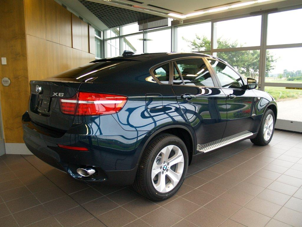 2013 Midnight Blue X6