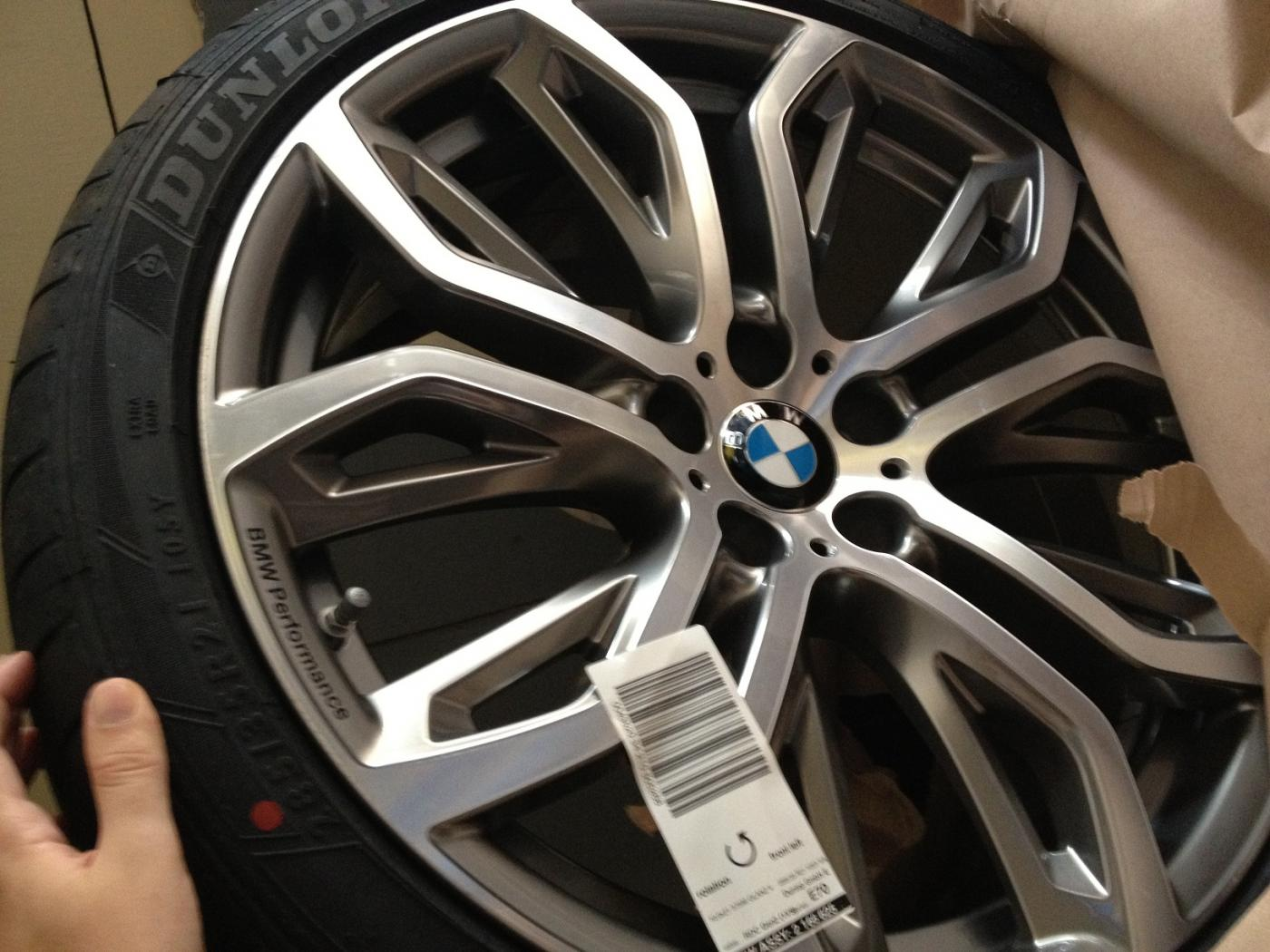 Fs E70 X5 Bmw Performance 375 Wheels Tires Europe