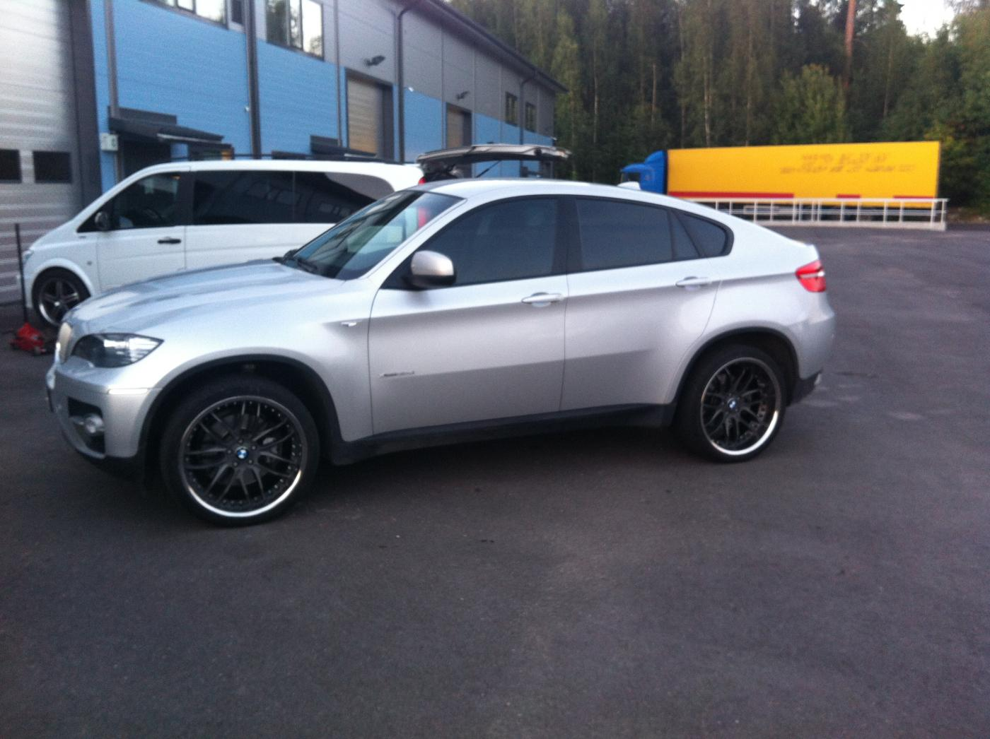 X6 With 22 Quot Wheels