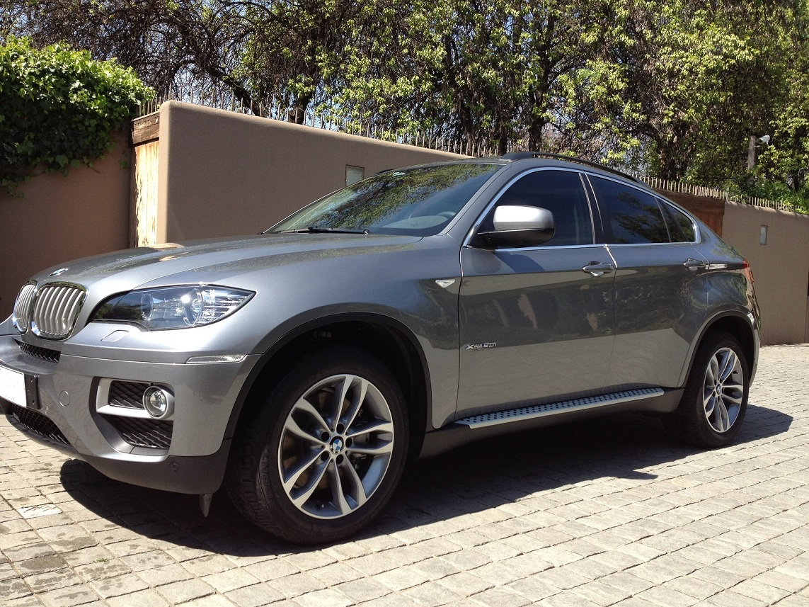 My New 2013 Bmw X6 Xdrive50i Space Grey Spacegrau