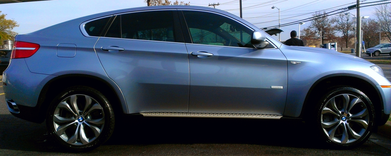 New Wheels and tires on my X6 ActiveHybrid