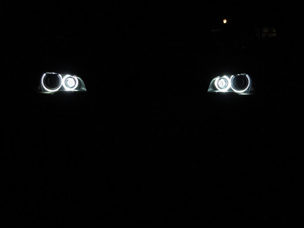 Upgrading E70 X5 Angel Eyes Halo Rings To Leds What Do You