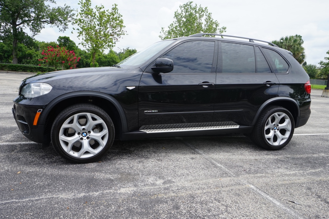2012 Bmw X5 Xdrive50i 50i Twin Turbo V8