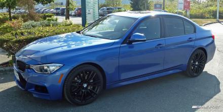 Kahunacanucks BMW I Xdrive Msport BIMMERPOST Garage - 2013 bmw 335i sedan