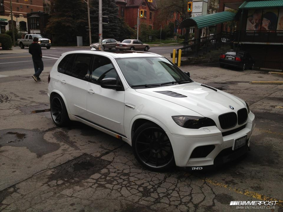 abbott456\'s 2010 BMW X5M - BIMMERPOST Garage