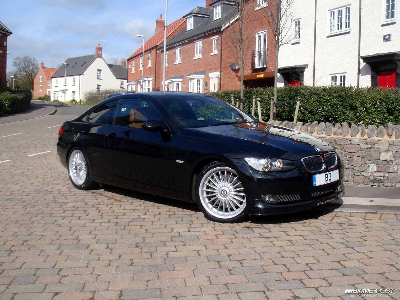 henwoodl 39 s 2008 alpina b3 biturbo coupe bimmerpost garage. Black Bedroom Furniture Sets. Home Design Ideas