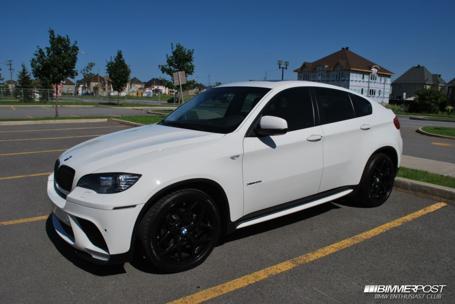 Mercedes Benz Quebec >> My bmw X6 with performence body kit!
