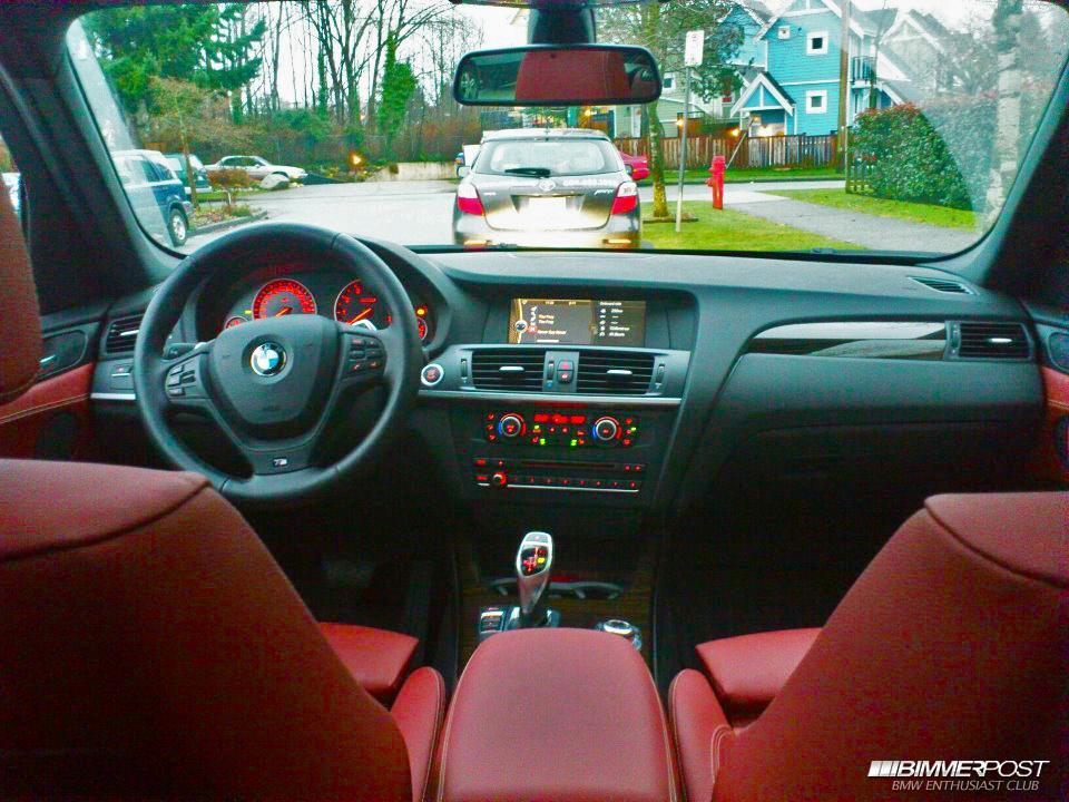 BMWFTWs BMW X I MSPORT BIMMERPOST Garage - 2014 bmw x3 35i