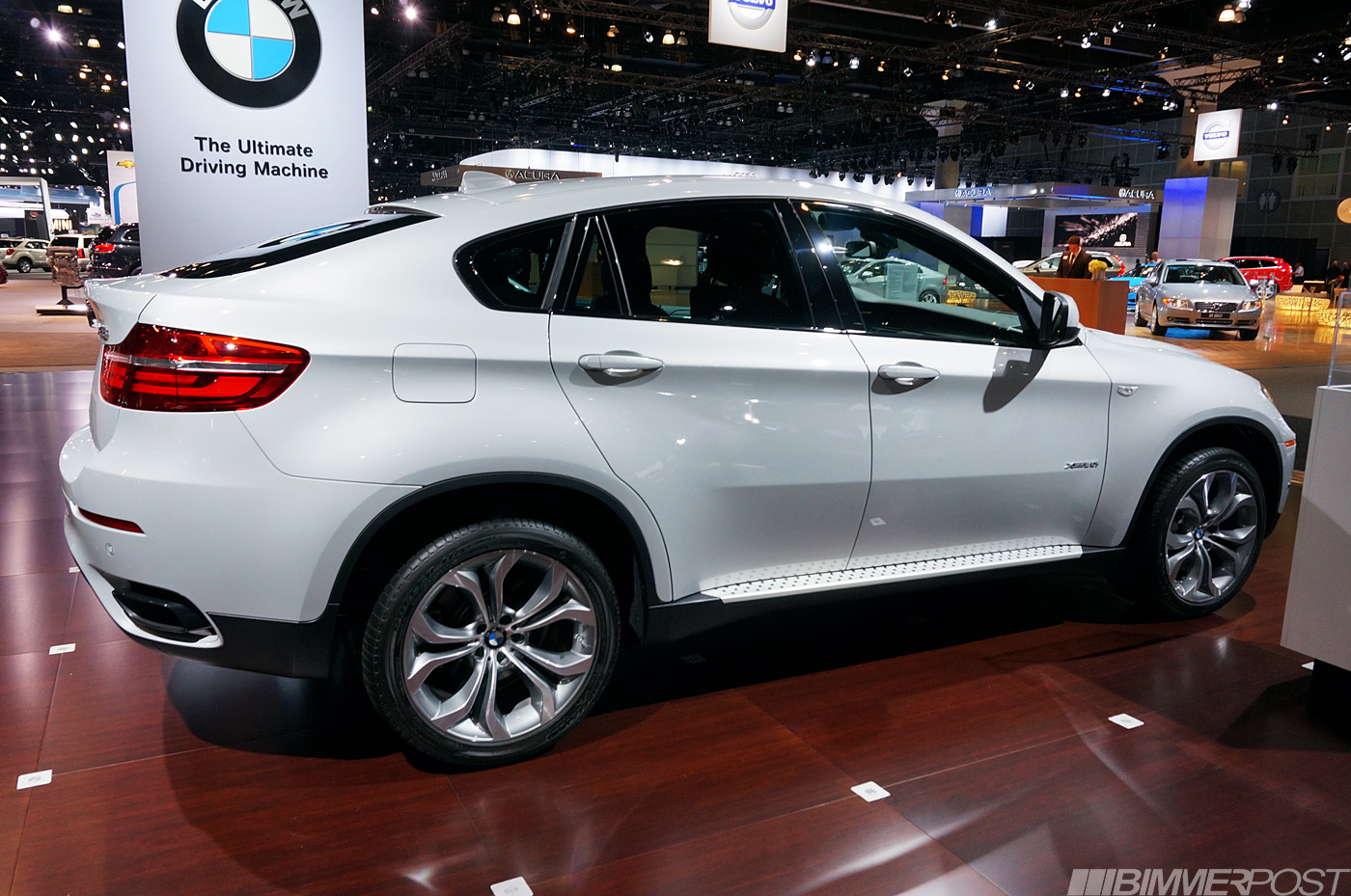 La 2012 Bmw Individual X6 Performance Edition Xdrive50i