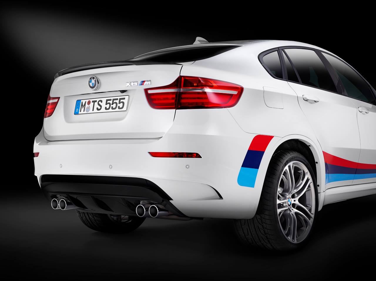 Limited Bmw X6 M Design Edition Model