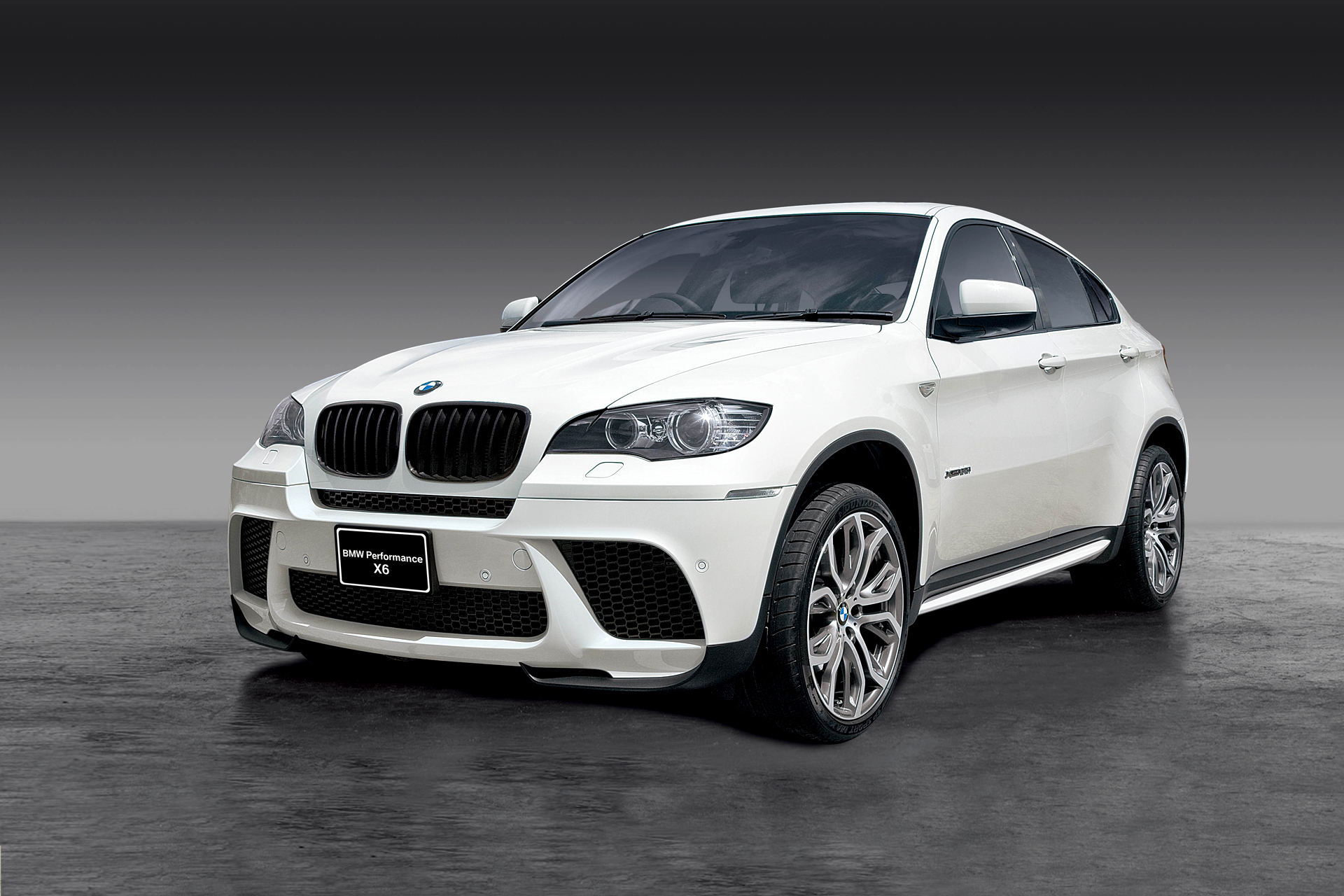 More photos wallpapers of the bmw performance aero parts for the bmw x5 and x6