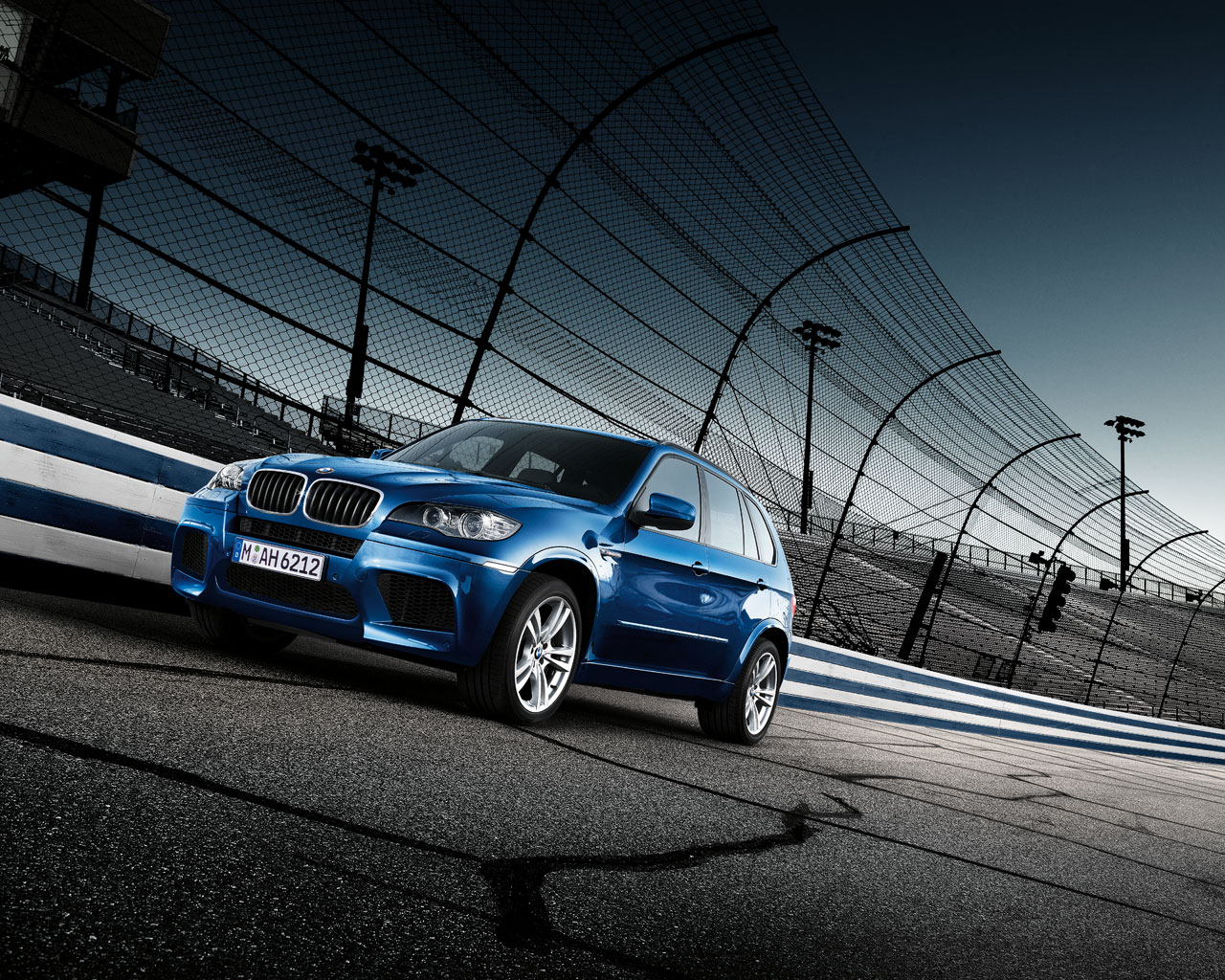 Official BMW X6 M and X5 M